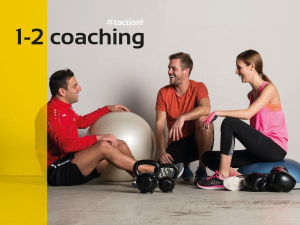 ThomasTaks.be // One-To-Two Coaching - Da's dubbel zo plezant!